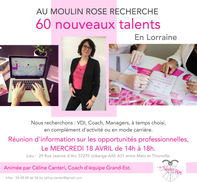 Recrutement avril
